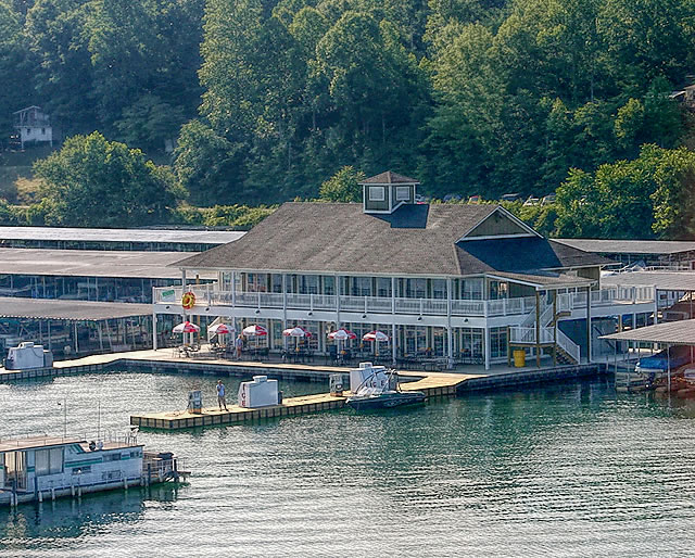 Sequoyah Marina on Norris Lake