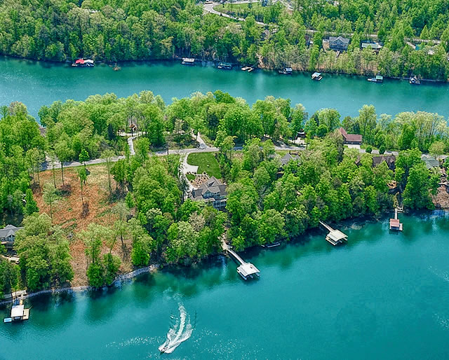 Windsor Pointe Lots for Sale on Norris Lake